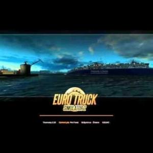 [Euro Truck Simulator 2] Ep. 11 - Arrival to Orebro - new truck