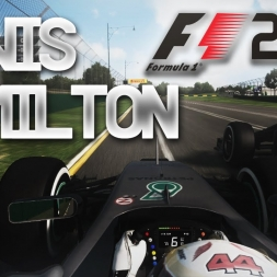 Lewis Hamilton - Australian Grand Prix F1 2016