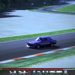 Assetto Corsa Imola Lap time in Ford RS1600 of 2:22:465
