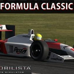 Automobilista - Formula Classic - Córdoba