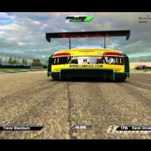 iRacing Blancpain Sprint Series GT3 Week 1 Sebring