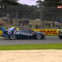 V8 SUPERCARS MELBOURNE RACE 1 HIGHLIGHTS | Crashes And Fails [HD]