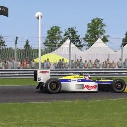 Automobilista * Historic F1 * Montreal 1988