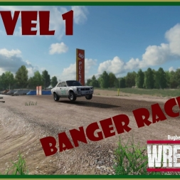 Wreckfest - Gravel 1 - Banger Race