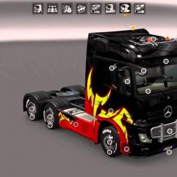[Euro Truck Simulator 2] Ep. 12 - Flying trip