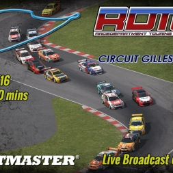 Touring Car Championship by Thrustmaster - Round 2 | Montreal