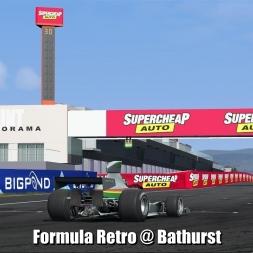 Formula Retro @ Bathurst - Automobilista 60FPS