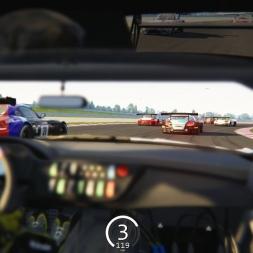 Slovakia Ring BMW Z4 GT3 Race