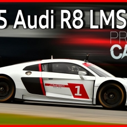 ★Project CARS - 2015 Audi R8 LMS 2015 (Download+installation)