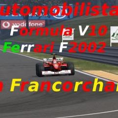 Automobilista // Formula V10 // Ferrari F2002 // Spa-Francorchamps // Onboard + TV