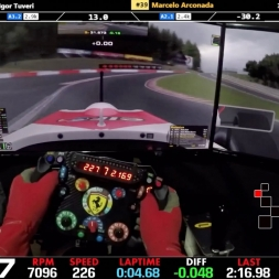 iRacing Test Live (Heart Rate) - 3 Meses iRacing 5$