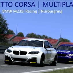 Assetto Corsa | Multiplayer | BMW M235i Racing @ Nürburgring