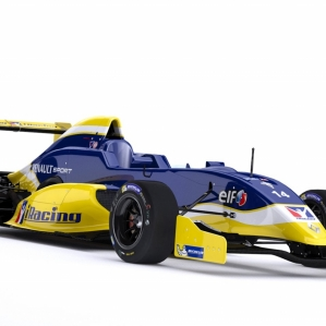iRacing - Découverte de la Formule Renault 2.0 à Spa