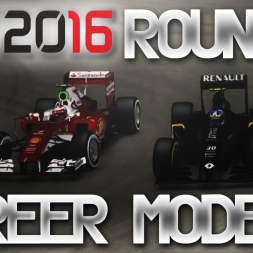 F1 2016 Career Mode Round 2 Bahrain