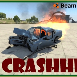 BeamNG 05 CRASHHHH