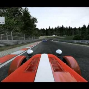 Project C.A.R.S - Nordschleife im Caterham 7 Classic