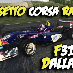 Assetto Corsa - Dallara f312 - Donington Park Race