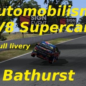 Automobilista // V8 Supercar // Bathurst // Onboard + TV