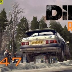 DiRT Rally Gameplay: Last Time In The Sierra RS500 - Episode 47
