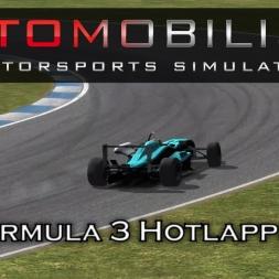 Automobilista   Formula 3 @Curitibia - Hotlaps