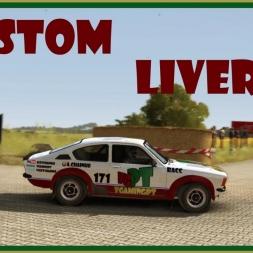 Dirt Rally - Custom Livery - Opel Kadett