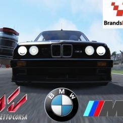 Assetto Corsa :: BMW M3 E30 Step 1 @ Brands Hatch Indy :: HOTLAP