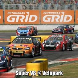 Super V8 @ Velopark - Automobilista 60FPS