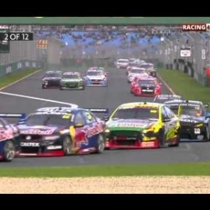 V8 SUPERCARS MELBOURNE RACE 2 HIGHLIGHTS | Crashes And Fails [HD]