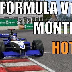 [HD] Automobilista - Formula V10 at Montreal HOTLAP