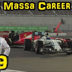 F1 2015 - Felipe Massa Career Mode - Ep 19: Abu Dhabi