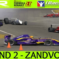 iRacing AOR Formula Renault 2.0 - Round 2 at Spa