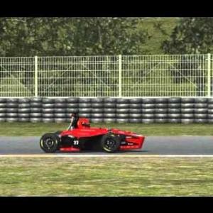 rFactor2: ASR Formula SAE @ Toban Short