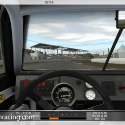 How to Drive rFactor 2 Howston Dissenter at Toban Medium