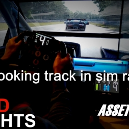 Assetto Corsa - Best looking track in sim racing? - Triple Screen - Ultra Settings