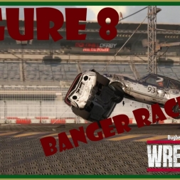 Wreckfest - Win at Figure 8