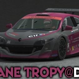 rFactor 2 - Megane Trophy @ Dijon