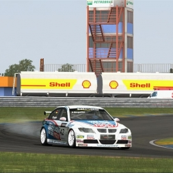 BMW E90 WTCC @ Camp Grande - Automobilista 60FPS
