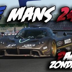 Assetto Corsa - Pagani Zonda R - Le Mans