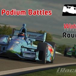 """iRacing: Podium Battles"" (IndyCar Open Series - Round 2/12 - Watkins Glen International)"