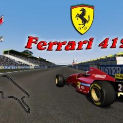 Assetto Corsa * Ferrari 412T2 * Adelaide 1988