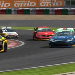 Multiclass Racing on Kansai
