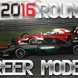 F1 2016 Career Mode Round 3 China