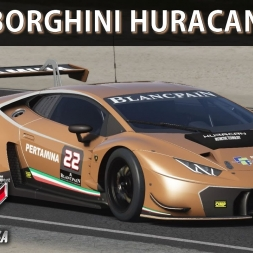 Assetto Corsa - Huracan GT3 @ Bridgehampton Race Circuit