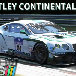 Project CARS - Bentley Continental GT3 at Nordschleife