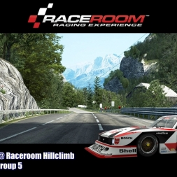 Zakspeed Capri @ Raceroom Hillclimb - Group 5 - RaceRoom Racing Experience 60FPS