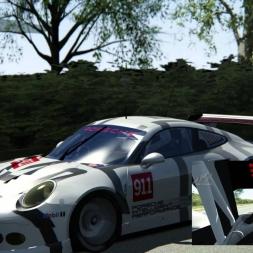 Assetto Corsa * Porsche 911 RSR vs. Isle of man