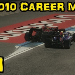F1 2010 Career - Race 11 - Germany - Number 1 Driver!
