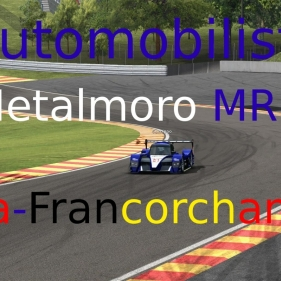 Automiblista // Metalmoro // Spa