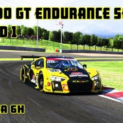 iRacing | #MES Round 1 Suzuka - Audi LMS - Stint 1
