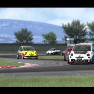 Core Racing Trofeo Abarth 500 Round 5 + 6